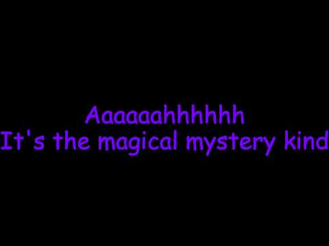 40 Day Dream - Edward Sharpe and the Magnetic Zeros Lyrics (Lyrics on Screen)