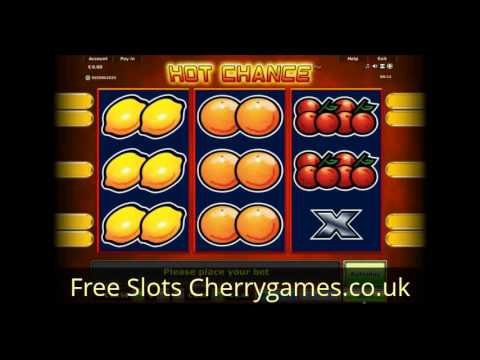 Hot Chance Slot Machine - Try this Online Game for Free Now