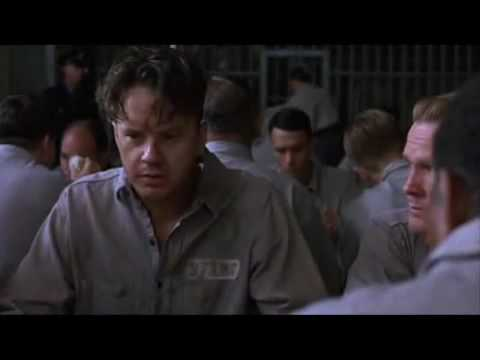 Morgan Freeman The Shawshank Redemption Montage Reha