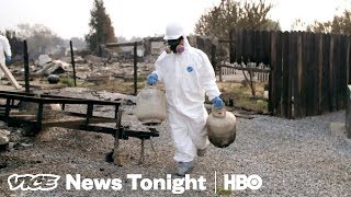 What The Deadly Wildfires Raging Across California Left Behind (HBO)