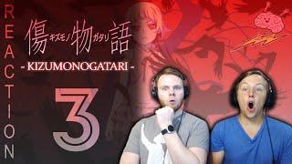 SOS Bros React - Kizumonogatari Movie 3 - Wounded and Weak