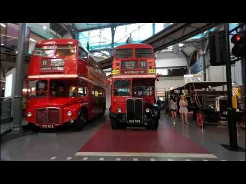 london travel 07.2016 day4 transport museum