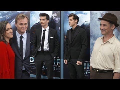 'Dunkirk' New York Premiere
