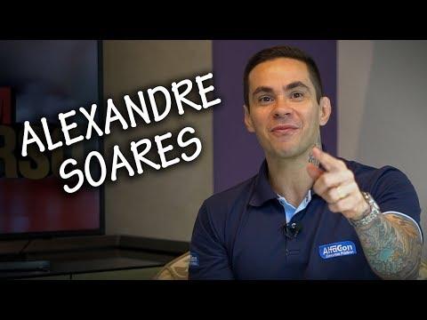 Café com Concurso - Alexandre Soares (s02e11) - AlfaCon Concursos Públicos