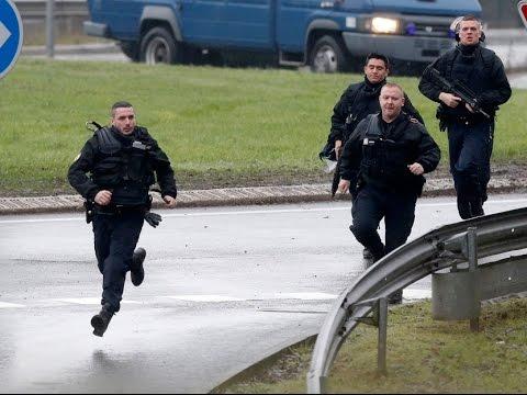 Charlie Hebdo suspects vs Police: Dammartin-en-Goele 'like warzone'