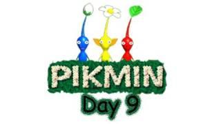 Pikmin - Wii Let's Play Day 9 - Last Minute Mushroom Boss Fight!