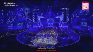 INDOSUB 161119 EXO Intro VCR Stages 2016 MelOn Music Awards