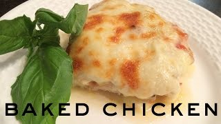 Baked Chicken Thighs Recipe, Easy!