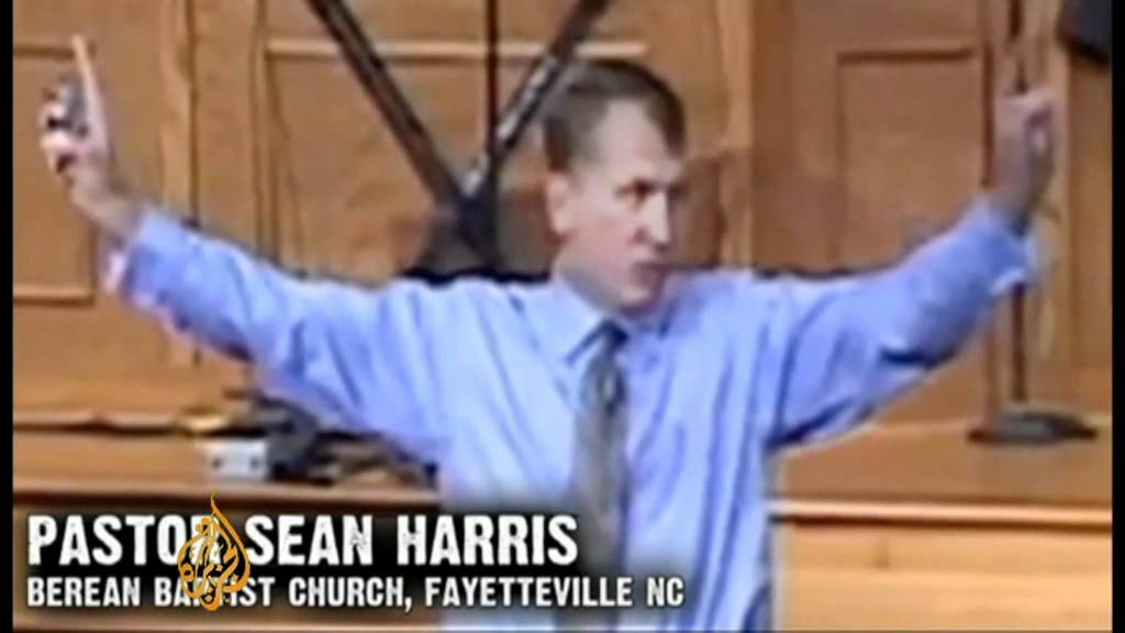 US pastor's anti-gay sermon goes viral