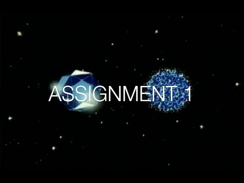 Sapphire & Steel - Assignment 1 (unedited)