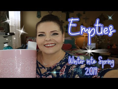EMPTIES - WINTER INTO SPRING 2019 l Sherri Ward thumbnail