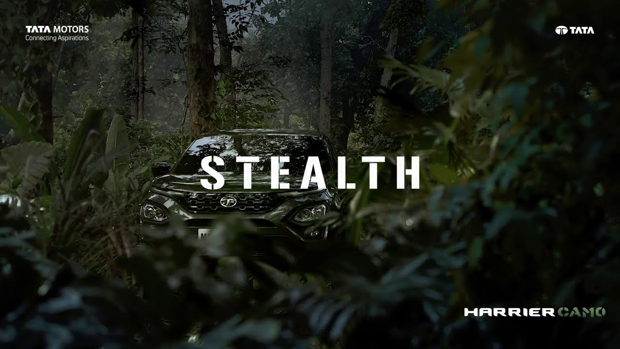 Harrier Camo | Stealth Pack