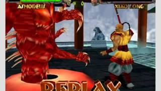 #424 Mace: The Dark Age (N64) Boss: Asmodeus gameplay.