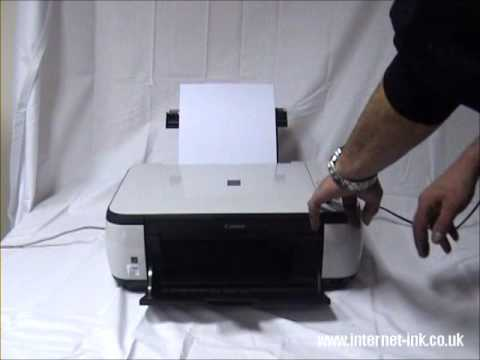 How To Reset A New Canon MP Series
