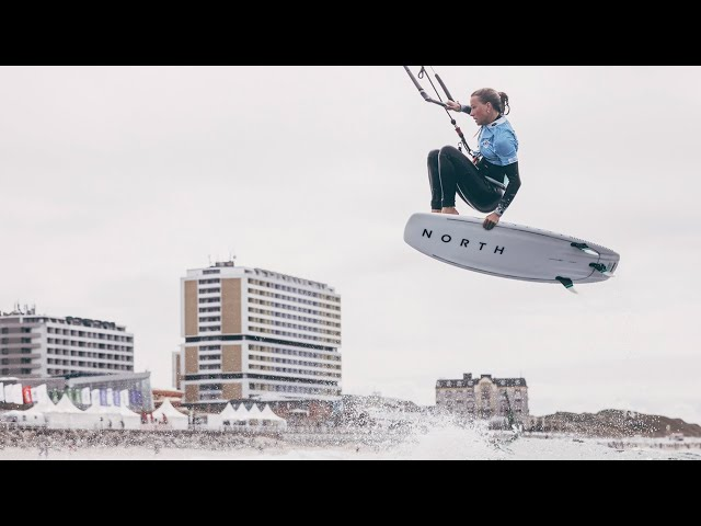The best strapless freestyle action at the GKA Kite-Surf World Cup Sylt 2021