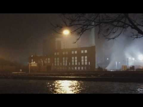 First energy cleveland ohio lakeshore power plant implosion 2-24-17