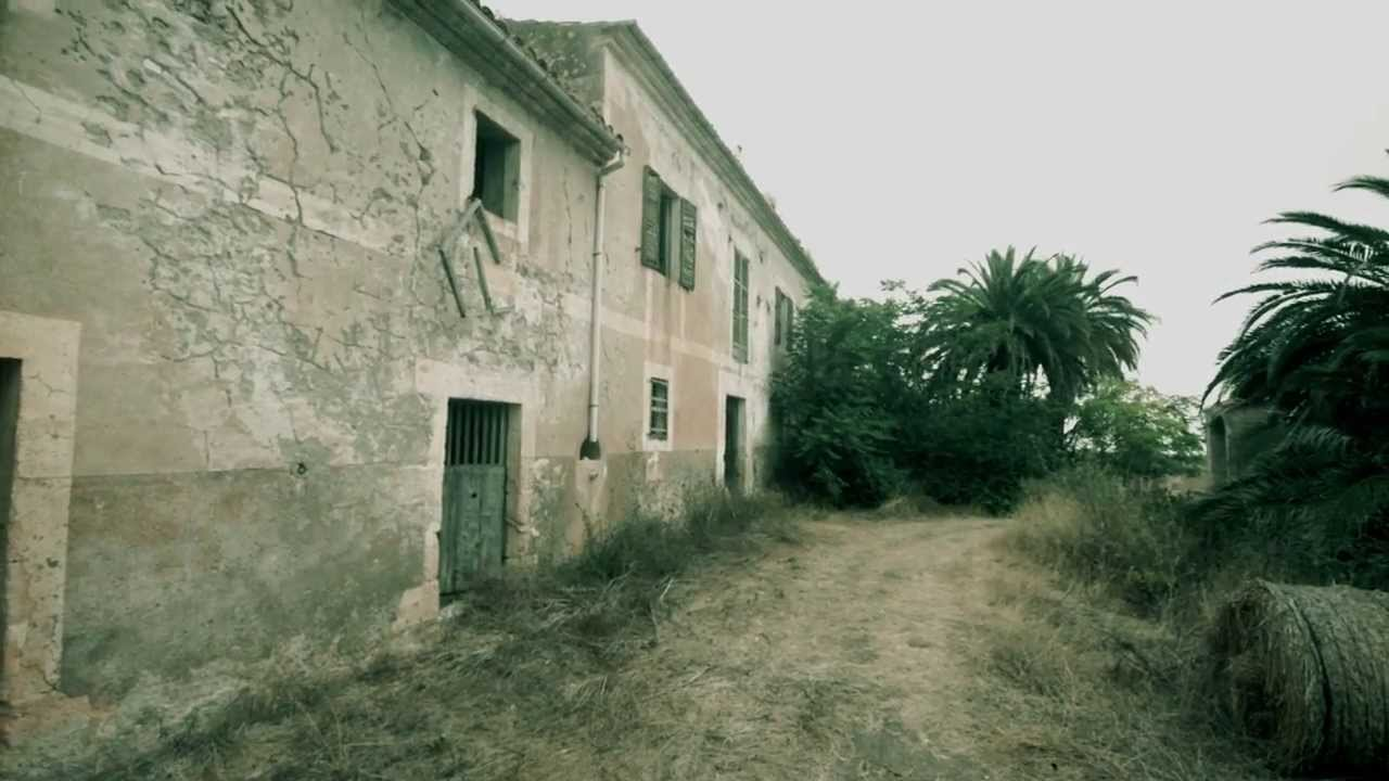 Casa campo abandonada mallorca youtube - Casa de campo mallorca ...