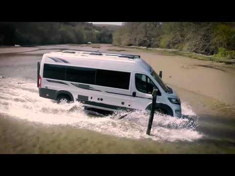 Auto-Sleeper Kingham 2017 - Peugeot Van Conversion Motorhome