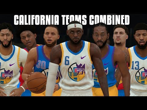 Can The NBA California Teams Combined Go Undefeated? | NBA