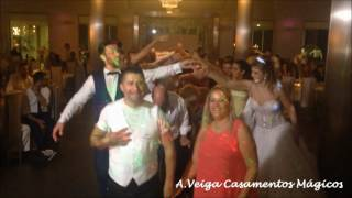 A.Veiga Casamentos Mágicos - Mix do dia D 42 Jessica e Flávio  - A. Veiga Casamentos Mágicos