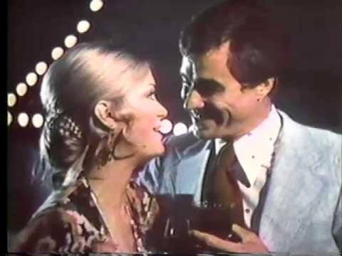 Joan Van Ark & Edward Winter 1974 Harveys Bristol Cream Commercial