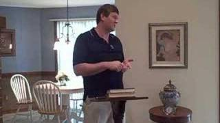May 18, 2008 Message from Steve Hagerty at Well of Salvation