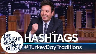 Hashtags: #TurkeyDayTraditions