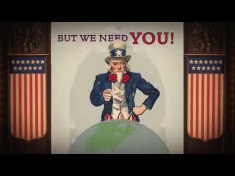 American Patriotic Song:
