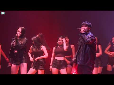 학엔터아카데미'새로운시작'콘서트 Up Down Funk&Formation by Brunomars,Beyonce Mark Ronson(COVER)