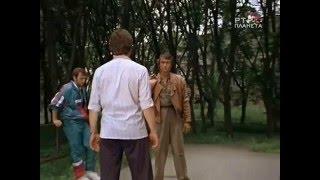 Засада -  Человек в зелёном кимоно