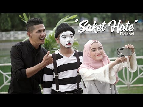 Saket Hate - RIALDONI (Official Video Klip)
