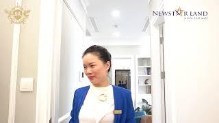 Review căn hộ 2PN dự án Hateco Laroma - đường Huỳnh Thúc Kháng kéo dài