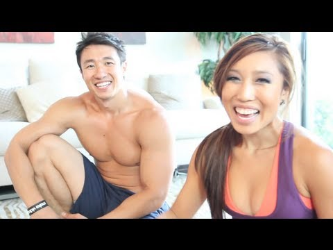 Crazy 6 Pack Ab Workout with Six Pack Shortcuts & Blogilates