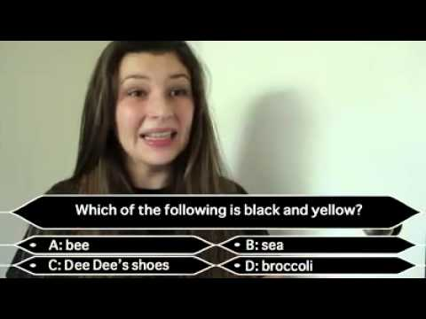 Which of the following a Black and Yellow