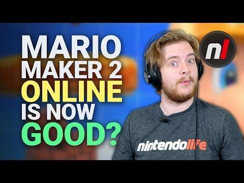 Super Mario Maker 2: Is Online Multiplayer GOOD Now?