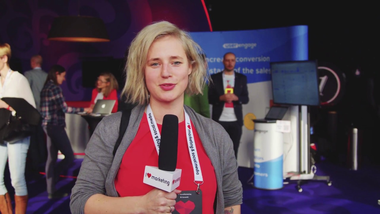 Opinia uczestniczki Konferencji I Love Marketing & Social Media