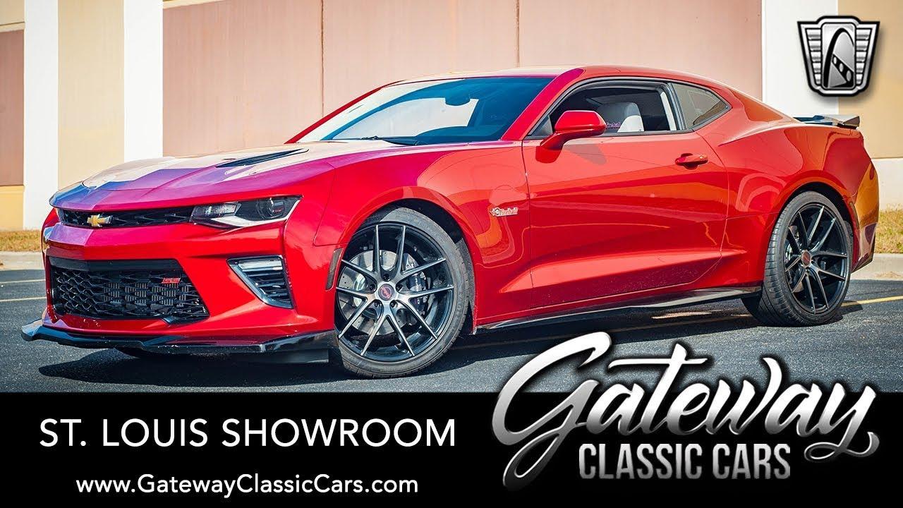 Fireball Truck Sales >> 2018 Chevrolet Camaro Ss Fireball 700 For Sale Gateway Classic Cars St Louis 8297