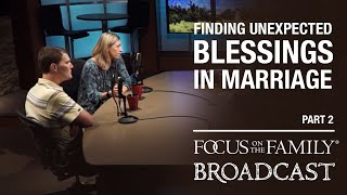 Finding Unexpected Blessings in Marriage - Laura Story and Martin Elvington (Part 2)