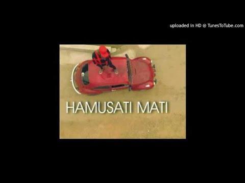 Shakie T - Hamusati Mati Sorry Afro Electro Pop remix