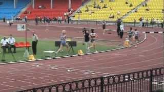 Легкая атлетика 2007 г.Тула 3000м с/п