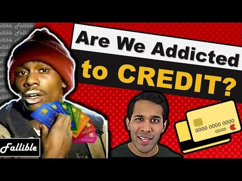Why Do We Get Financial Crises? Pt 1: Credit Addiction