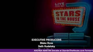 #StarsInTheHouse Friday 7/3 8pmET: Andrea Martin YouTube Videos