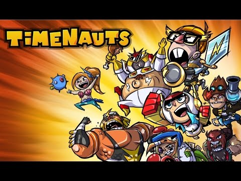 Timenauts - Android Gameplay HD