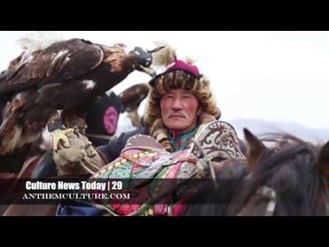 Culture News Today | Art-oholic, Mongolia Documentary, Retro Gas Station