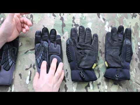9b045fb7a Porovnanie rukavíc Polar Pro vs. Winter Impact Pro od Mechanix (SK)