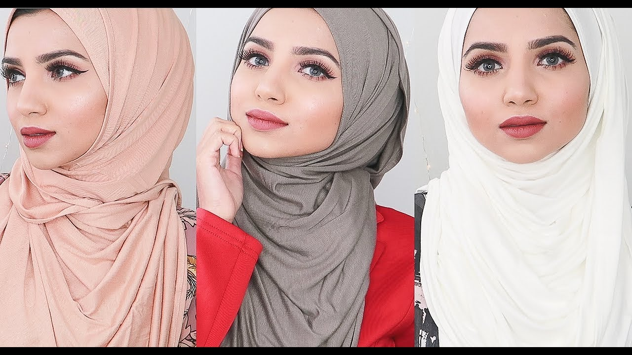 3 SIMPLE FULL COVERAGE HIJAB STYLES ft CultureHijab