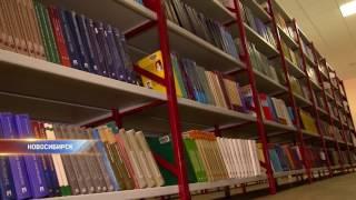 Крупнейшую вузовскую библиотеку открыли в НГТУ