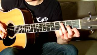 Ellie Goulding How Long will I Love You Guitar Lesson FREE TAB and Chords - Guitar Tutorial