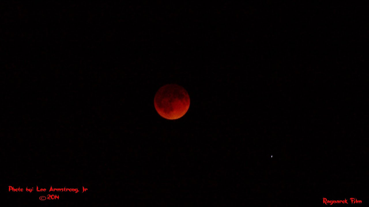 blood moon today in texas - photo #1