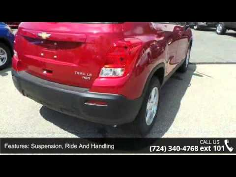 2015 Chevrolet Trax LS   Baierl Chevrolet   Wexford, PA 1.